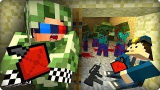 Нам нужно топливо [ЧАСТЬ 34] Зомби апокалипсис в майнкрафт! - (Minecraft - Сериал)