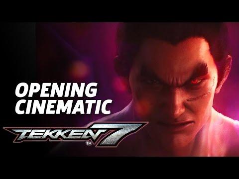 Tekken 7 - Opening Cinematic