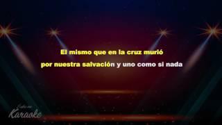 Amarte mas no pude-Karaoke