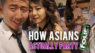 how-asians-actually-party