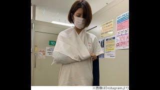 元タレントの坂口杏里さん(27歳)が2月21日、Instagramを更新し、入院...