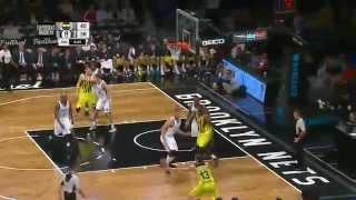Fenerbahce Ulker Sets vs. Brooklyn Nets