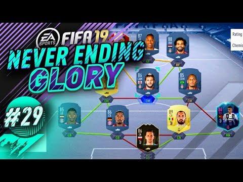DIT WORDT ONS NIEUWE TEAM!! | FIFA 19 NEG #29