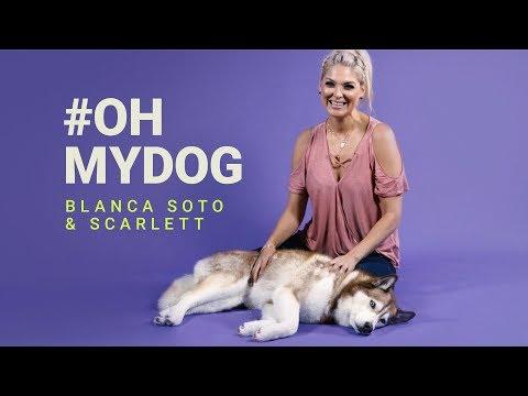 OhMyDog  by Blanca Soto!