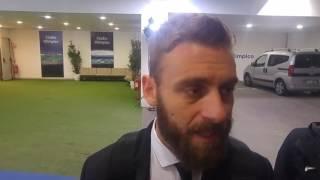 """De Rossi: """"Lulic, parole di rabbia"""" - Giornata 15 - Serie A TIM 2016/17"""