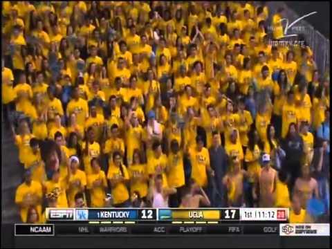 College Basketball 12/03/15-Kentucky vs. UCLA