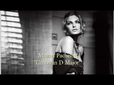 "Mozart Pachelbel ""Canon in D major"" / パッヘルベル ""カノン D"" / Relax slow Classic Music / リラックス スロー クラシック 音楽"