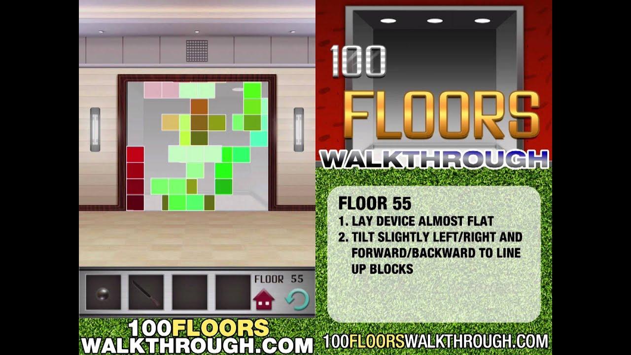 100 Floors Level 55 Flisol Home