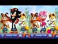 Sonic Dash 2 Sonic Boom SHADOW VS AMY Android iPad iOS Gameplay HD
