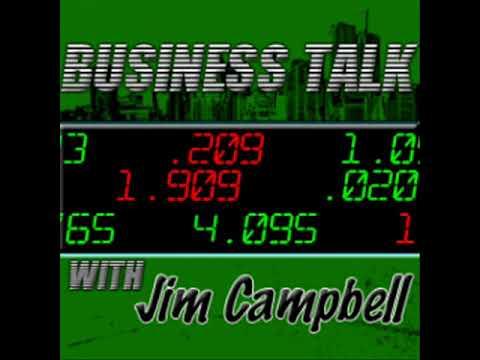 Business Talk Radio; Universal Basic Income