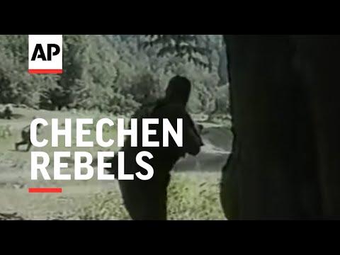 Video Of Chechen Rebels