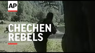 Video of Chechen rebels