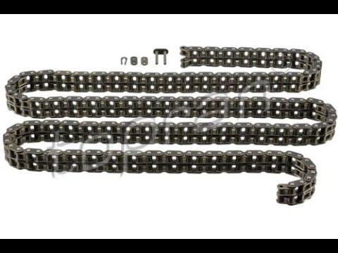 подготовка и протяжка цепи на 111 920