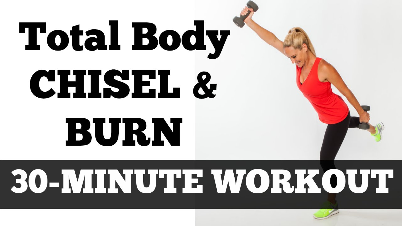 30-Minute Total Body Fat Burning Workout Video | Chisel ...