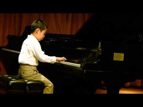 Xiaozhou Xu at Manhattan School of Music III - Musette in D Major