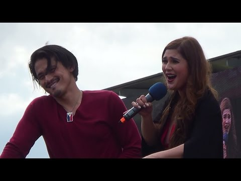 More of Robin Padilla and Vina Morales at the 'Barrio Fiesta Sa London 2016' Original Footage