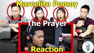 Marcelito Pomoy sings The Prayer LIVE on Wish 107 5 | Reaction - Australian Asians