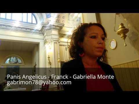 Brani per matrimonio - Panis Angelicus - Franck - Gabriella Monte