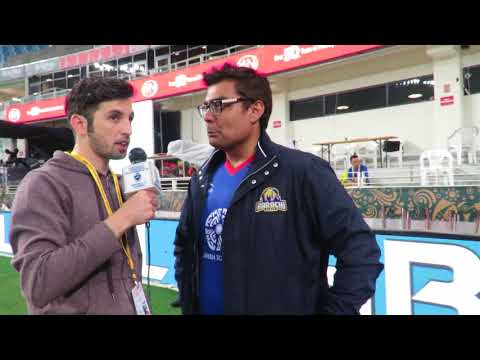 Karachi Kings Owner Talks to Campus Radio PSL2018