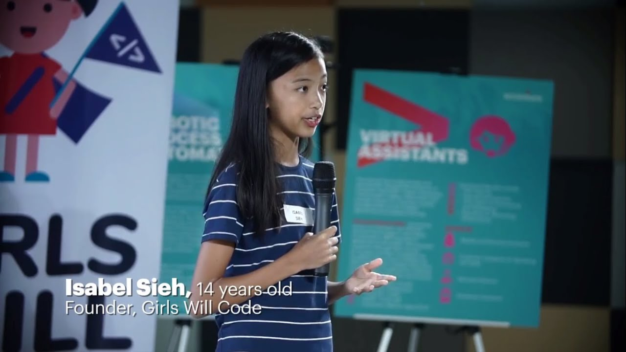 Experiencing the Accenture Liquid Studio Manila with Girls Will Code