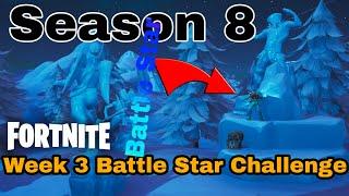 Fortnite Week 3 Secret Battle Star Season 8