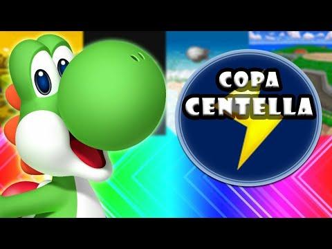 Mario Kart ds|copa centella|100 cc