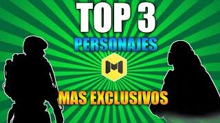 TOP 3 Skins Mas Exclusivas de Call Of Duty Mobile