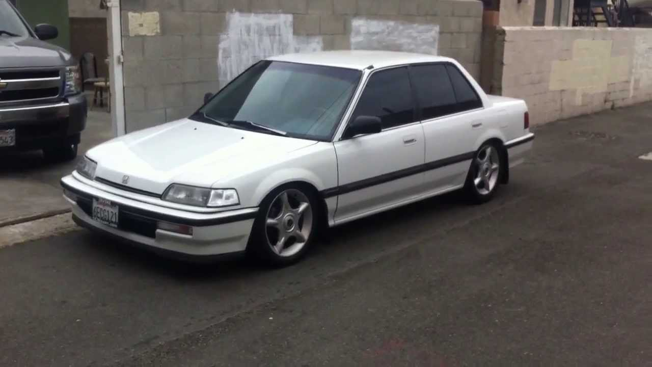 Ef Civic Sedan: 91 Ef Civic Sedan Walkaround