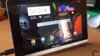 видео Как перепрошить планшет Леново