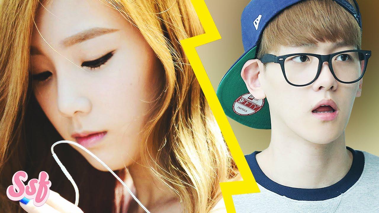 baekhyun Taeyeon dating kyss skådespelare som dejtar 17 år gammal
