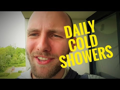 Cold Showers...Takes FOREVER To Make It A Habit - Day 3 - Habits Challenge