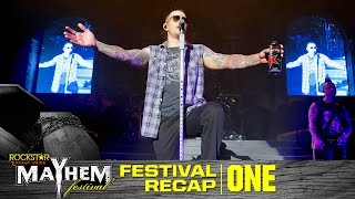 2014 Rockstar Mayhem Festival Recap