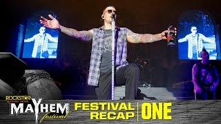 2014 Rockstar Mayhem Festival Recap