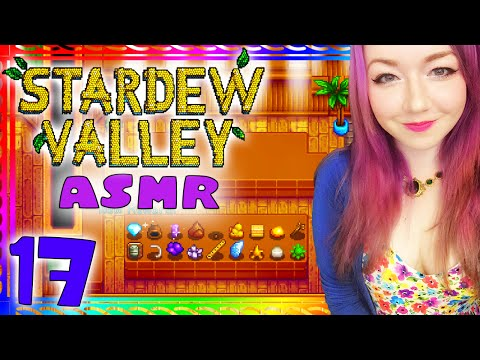 ASMR Stardew Valley | 17 | Beautiful Sunday