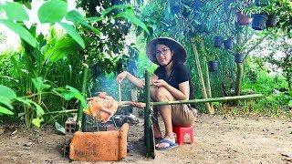 Chiều Ra Vườn Bắt Vịt Đem Nướng Mật Ông Theo Cách Này Không Ngon Củng Phải Ngon | MTTL Tập 115
