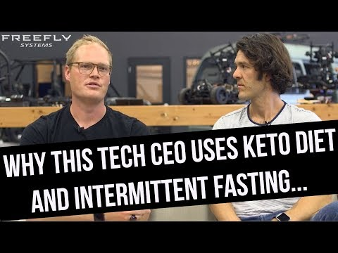 Freefly CEO Re: Fasting, Keto Diet & Sleep Tracking to Propel Innovation