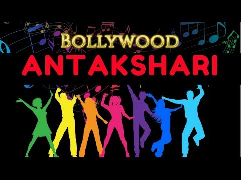 Bollywood Antakshari Songs | Hindi Song Antakshari | Word Antakshari Songs