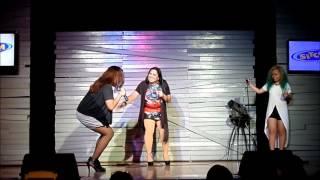 RUFFA GIRL sings HALIK and SAYANG NA SAYANG by AEGIS with VERNA and OSANG LAFFTRIP TO!!