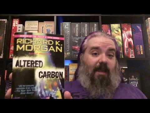 Vlogust 13 - Altered Carbon