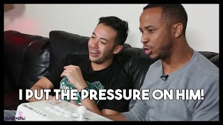Cross Counter - Mike Ross & Gootecks - I Put The Pressure On Him!