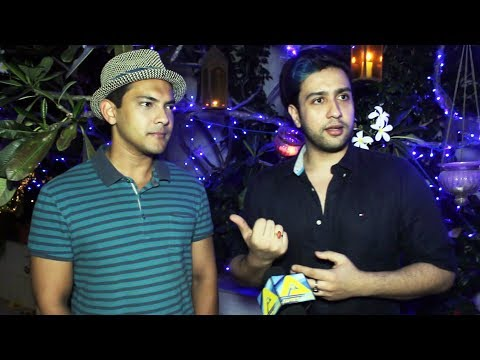 Exclusive interview With Adhyayan Suman & Aditya Narayan For His Online Show