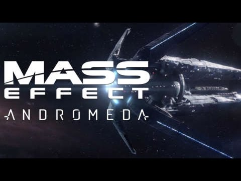Reaction To Mass Effect: Andromeda @ Sony Meeting 2016