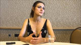 The Originals Interview with Phoebe Tonkin Thumbnail