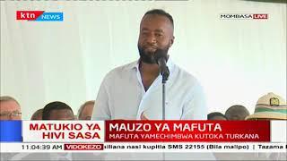 Governor Joho welcomes President Uhuru to Mombasa