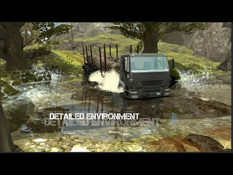 Truck Simulator : Offroad Official Trailer