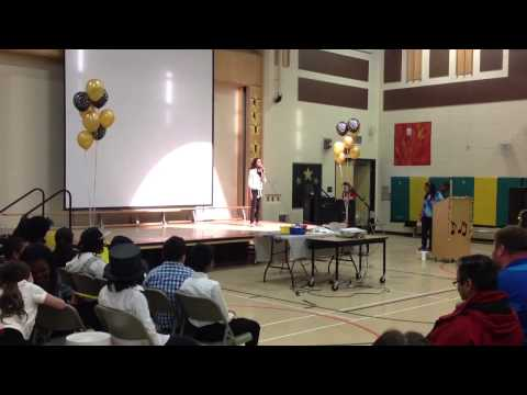 Rolling in the Deep  by Adele - Floradale Public School, Mississauga
