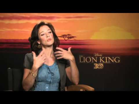 Moira Kelly On The Lion King 3D  Empire Magazine