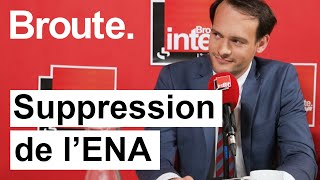 Broute Inter : suppression de l'ENA - Broute - CANAL+