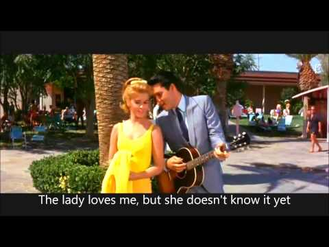 Elvis Presley and AnnMargret  The Lady loves me s
