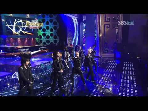 Super Junior  Dont Don  performance Sept 28, 2007 SBS Korea Sparkling